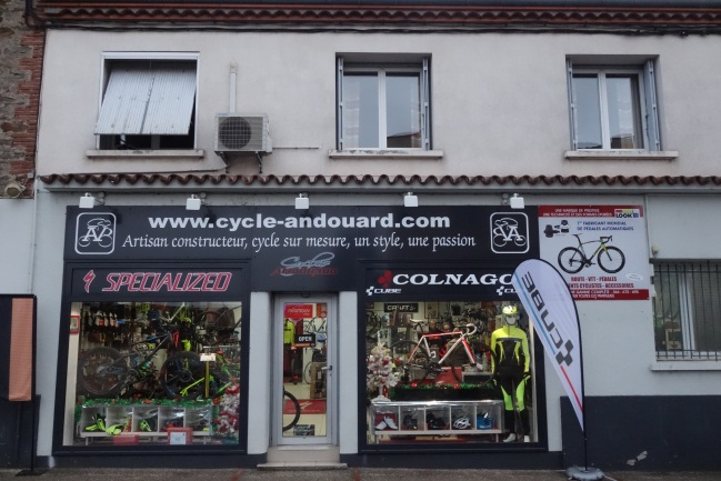 ANDOUARD PHILIPPE CYCLES ANDOUARD